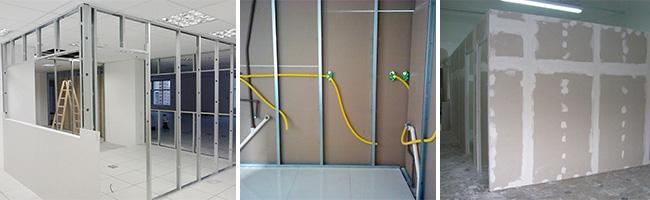 Divisórias - Drywall